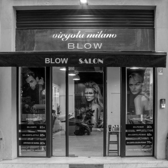 Peluqueria-caspe-fachada-virgola-blow