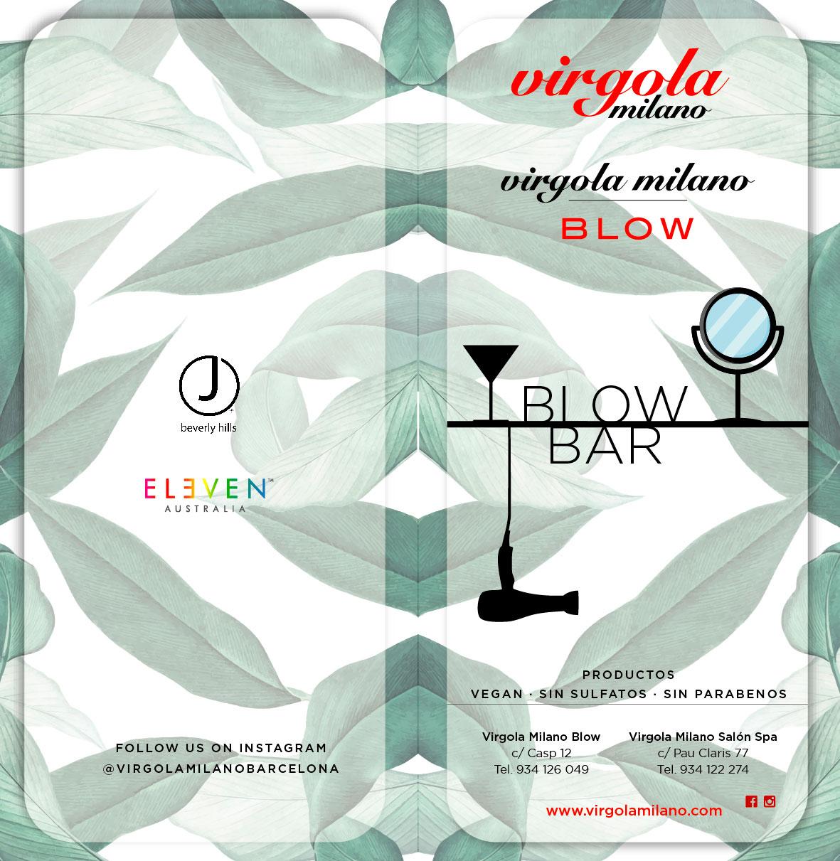 Precios Virgola Milano Blow 2020